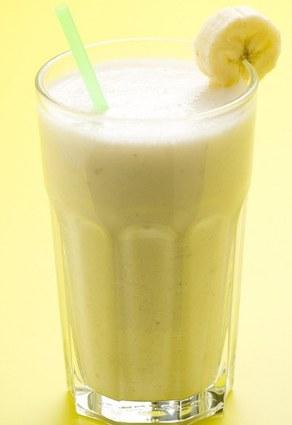 Recette de milk-shake banane