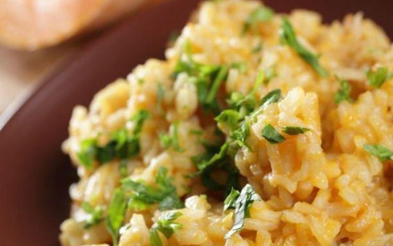 Recette risotto facile & rapide économique > cuisine étudiant