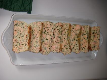 Recette de terrine de saumon simple et rapide