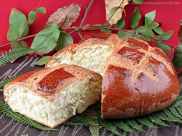 Gâteau des rois façon provençale  fiche recette illustrée ...