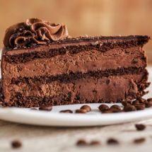 Gâteau viennois chocolat