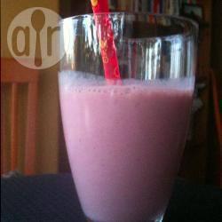 Recette smoothie au lait de soja et aux fruits – toutes les recettes ...