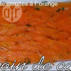 Recette terrine froide de carottes à l'orange – toutes les recettes ...