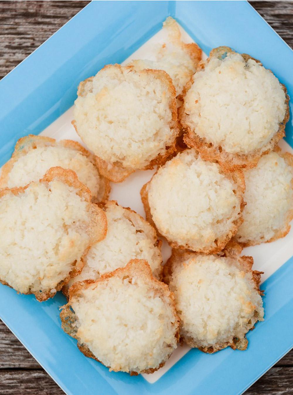 Biscuits à la noix de coco de marie-soleil | ricardo