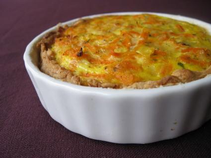 Recette de tartelettes à la carotte