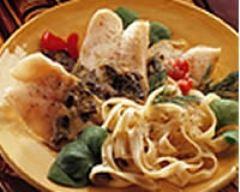 Recette filets de sandre aux champignons