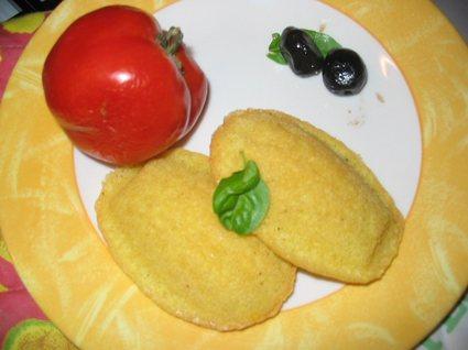 Recette de madeleines salées
