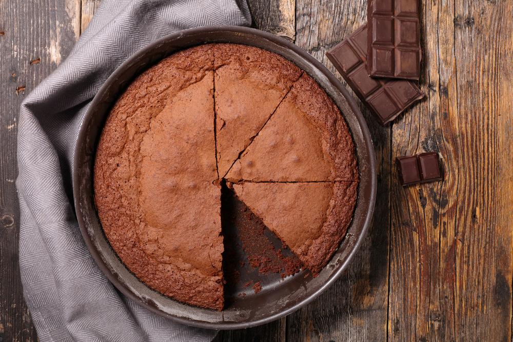 Recette de fondant classique au chocolat