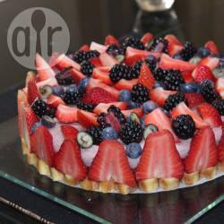 Recette gâteau façon bavarois aux cerises – toutes les recettes ...