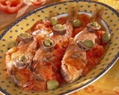 Recette rougets à la provençale