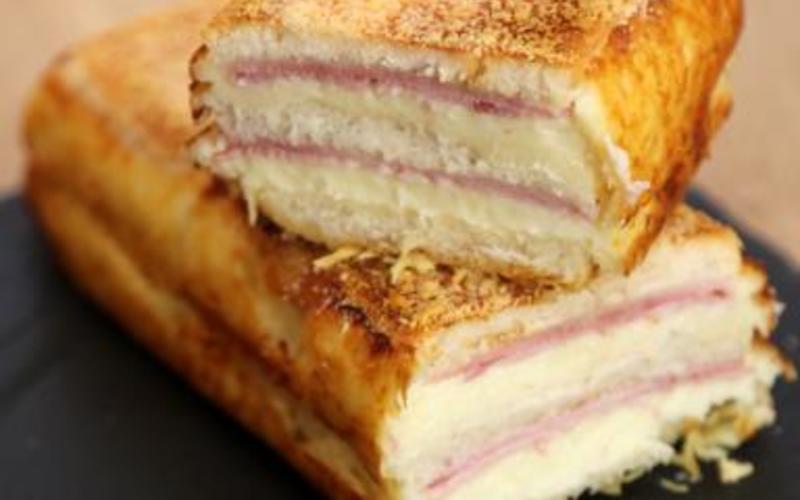 Recette Croque Cake Pas Chere Et Simple Cuisine Etudiant
