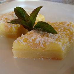 Recette bouchées onctueuses au citron – toutes les recettes ...