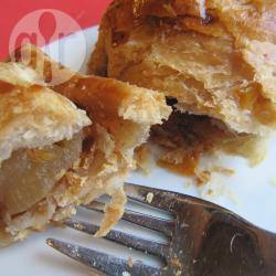 Recette chaussons aux pommes maison – toutes les recettes ...