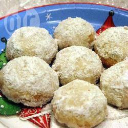 Recette biscuits russes faciles noisettes/amandes – toutes les ...