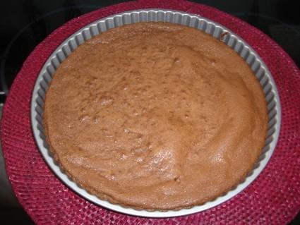 Recette de fondant marron-chocolat express
