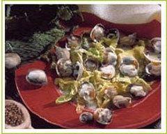 Recette effeuillée de choux aux fruits de mer