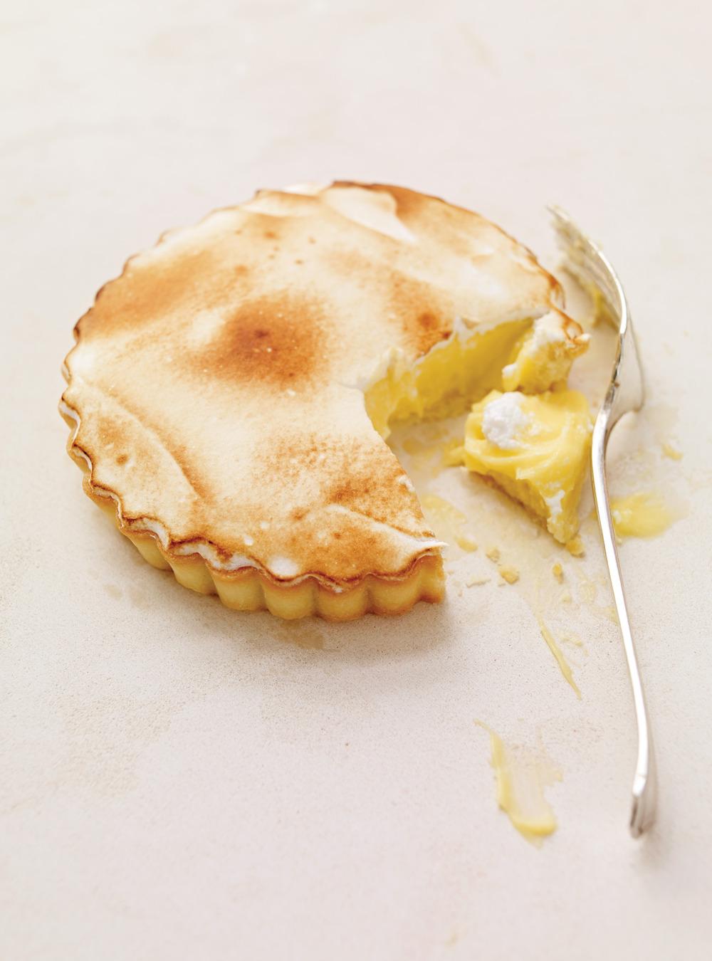 Tartelettes à la crème de citron | ricardo