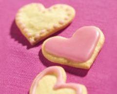 Recette biscuits coeur