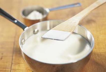 Recette de sauce blanche