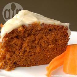 Recette le gâteau à la carotte – toutes les recettes allrecipes