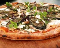 Recette pizza méditerranéenne