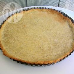 Recette fond de tarte aux biscuits cras s toutes les recettes recette - Fond de tarte biscuit ...