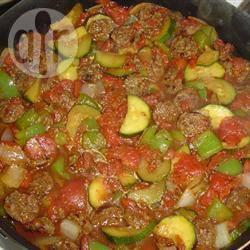 Recette saucisse italienne et courgettes – toutes les recettes ...