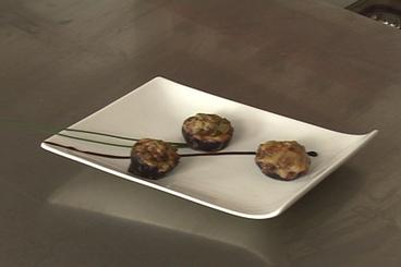 Recette de oignons farcis au gorgonzola et aux noix rapide