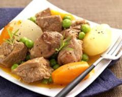 Recette navarin d'agneau de l'aveyron igp aux légumes de printemps