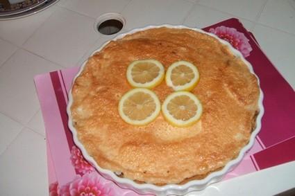 Recette de tarte au citron meringuée et biscuitée