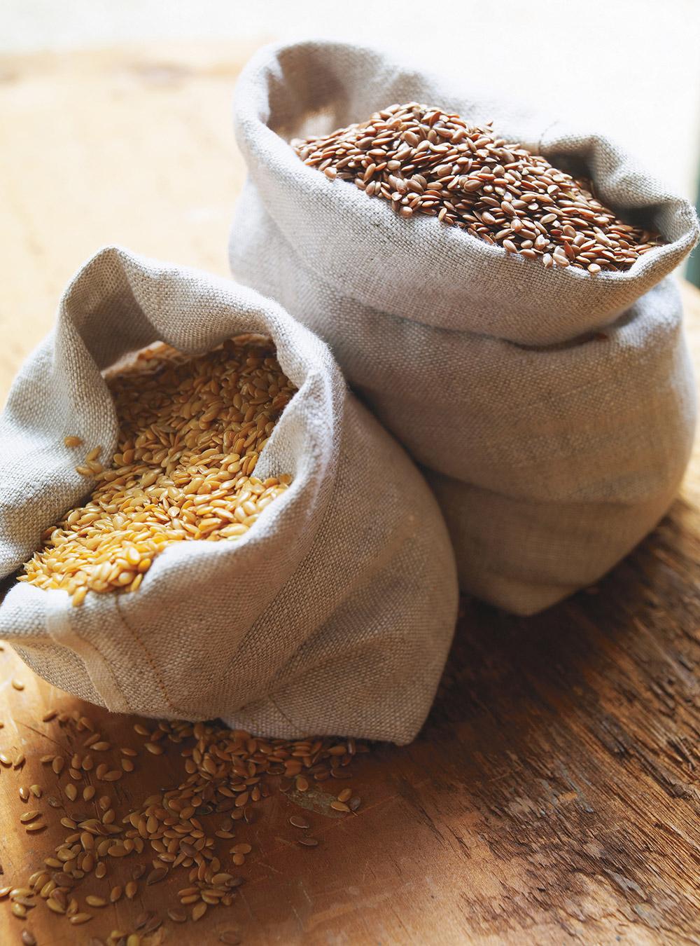 Crêpes fines aux graines de lin | ricardo