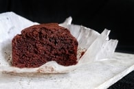 Recette de cake au chocolat au miel et poudre d'amandes