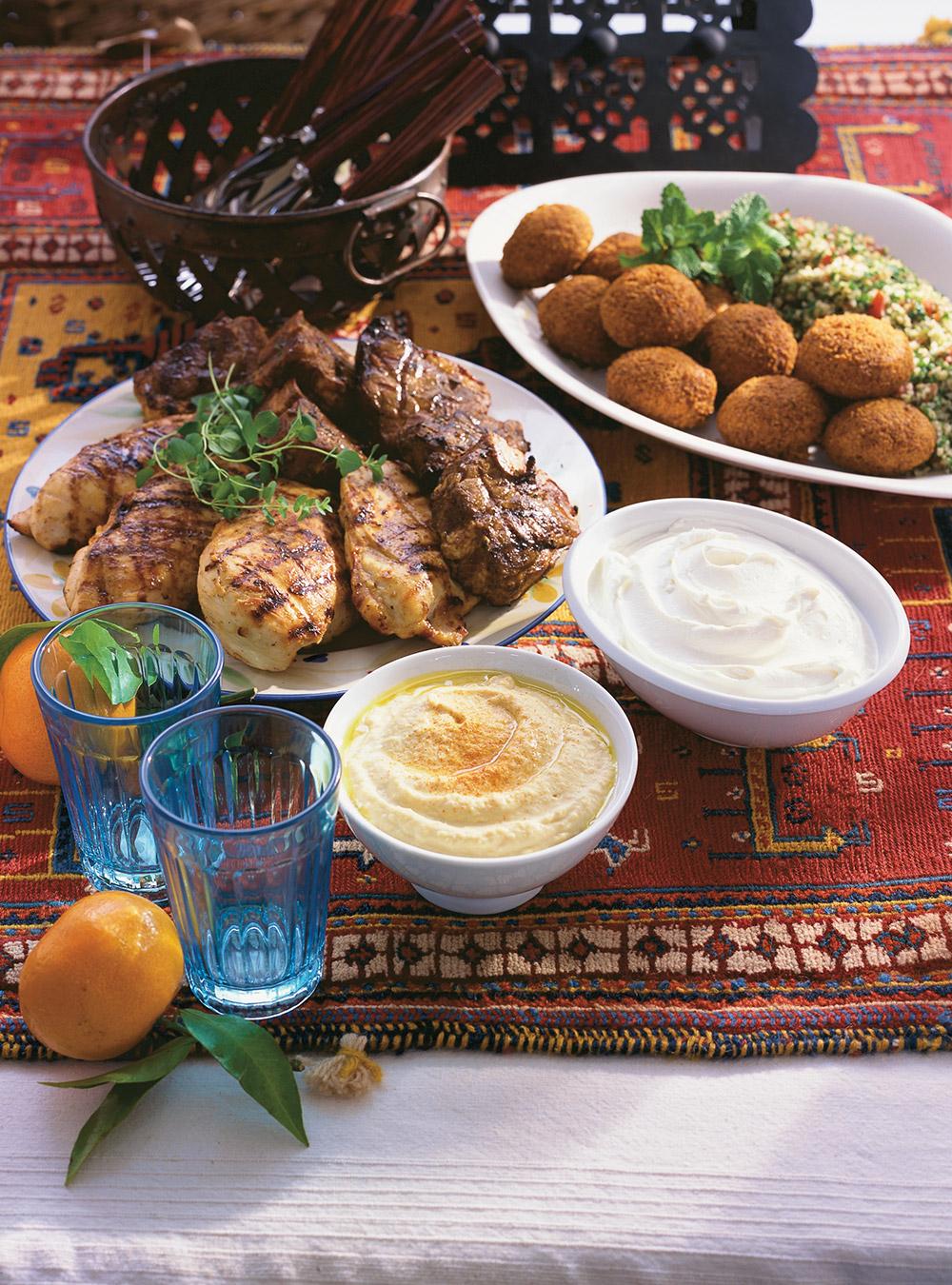 Hummus (trempette de pois chiches) | ricardo