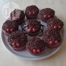 Recette muffins araignées pour halloween – toutes les recettes ...