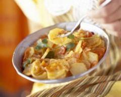 Recette salade de pommes de terre à la marocaine
