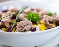 Recette salade de sardine à la mexicaine