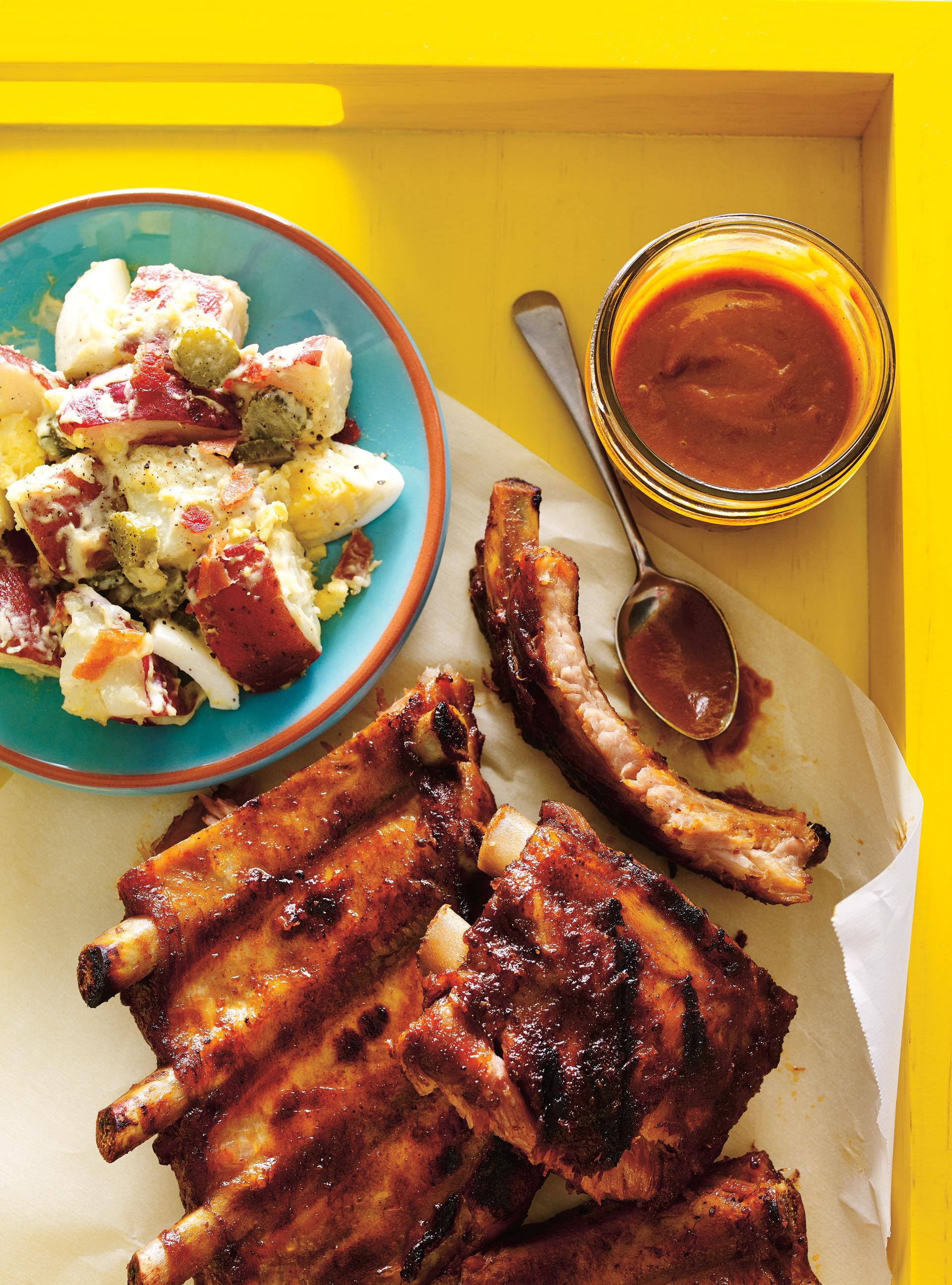 Salade de pommes de terre et d'œufs | ricardo
