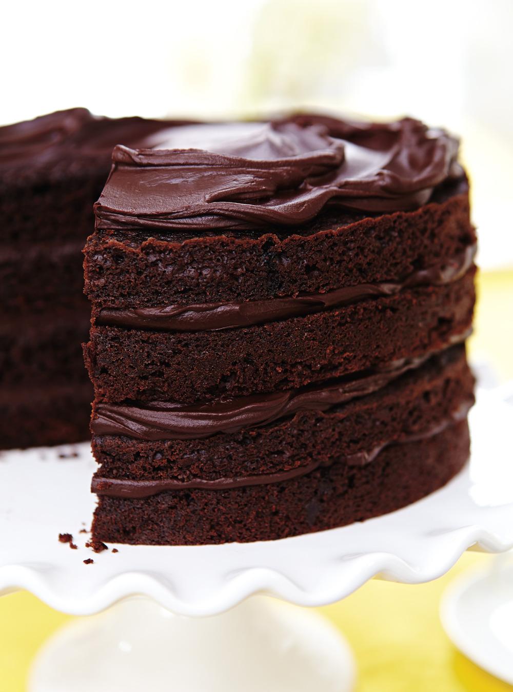 Le meilleur-meilleur gâteau au chocolat | ricardo