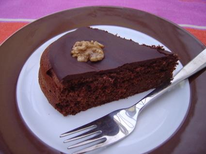 Recette de gâteau aux noix et au rhum