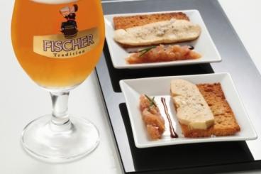 Recette de toast de pain d'épice au foie gras, chutney de pommes ...
