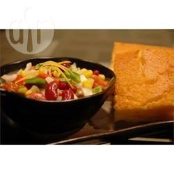 Recette salade estivale aux haricots rouges et au maïs – toutes les ...