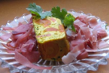 Recette de moelleux aux carottes