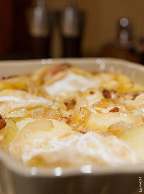 Croustillant de tartiflette pour 4 personnes recette - Tartiflette cuisine az ...