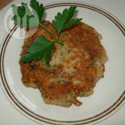 Recette paillasson de pommes de terre à la turque (patates mucveri ...