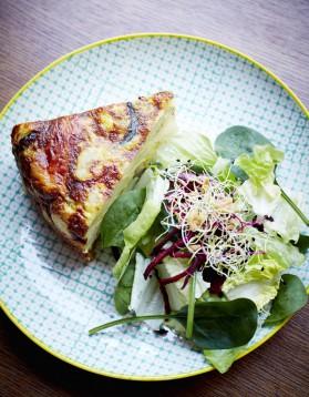 Tortilla aux légumes grillés pour 6 personnes