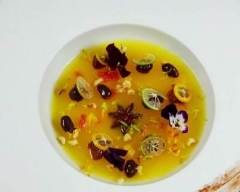 Gelée d'agrumes et chocolat | cuisine az