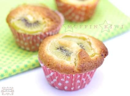 Recette muffin au kiwi (muffin dessert)