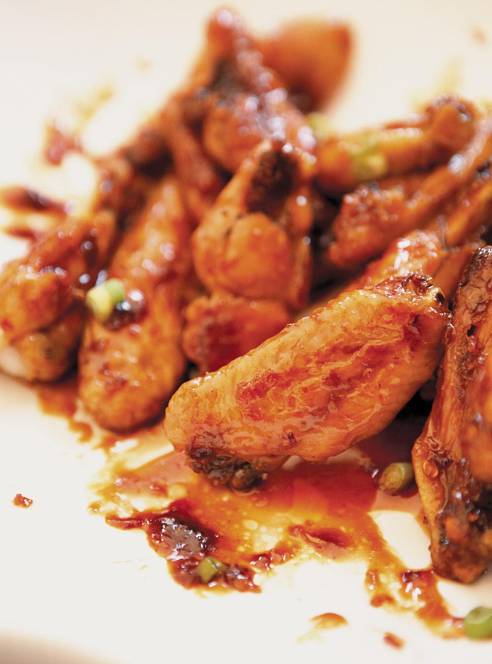 Ailes de poulet général tao | ricardo