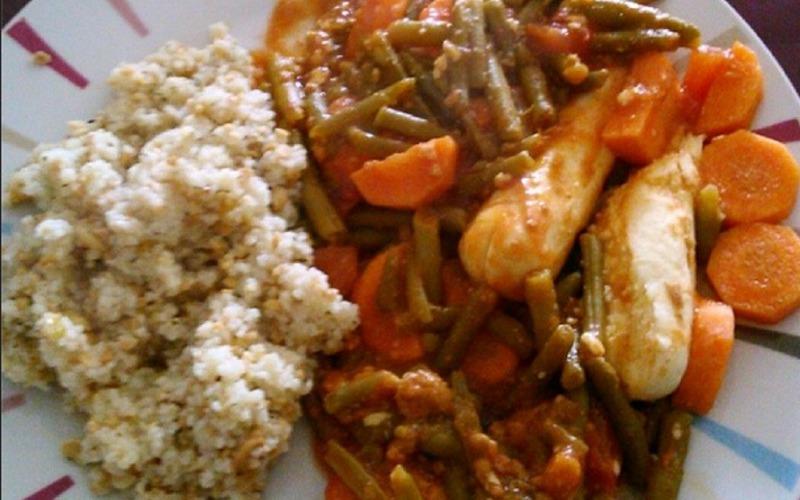 Recette quenelles nature cuisin es aux l gumes pas ch re - Comment cuisiner des quenelles nature ...