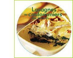 Recette lasagnes au coulommiers coeur de lion et aux épinards
